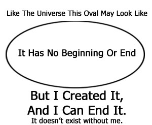 Even A Circle Has A Beginning And End
