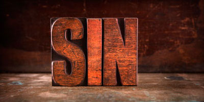 what is and is not sin
