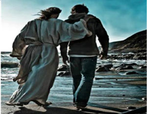 Walking With Jesus.