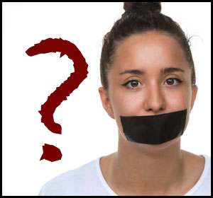 do women have to be silent in church